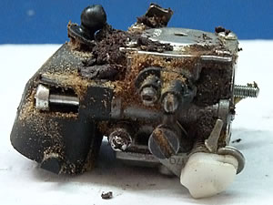 Carburetor Dirty 2